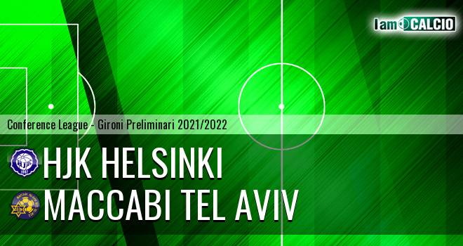 HJK Helsinki - Maccabi Tel Aviv