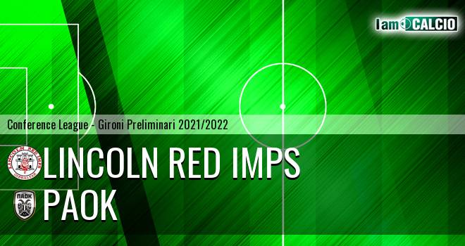 Lincoln Red Imps - PAOK