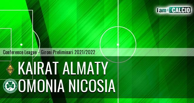 Kairat Almaty - Omonia Nicosia