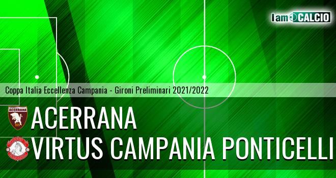 Acerrana - Virtus Campania Ponticelli