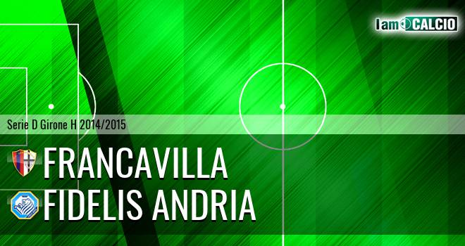 Francavilla - Fidelis Andria