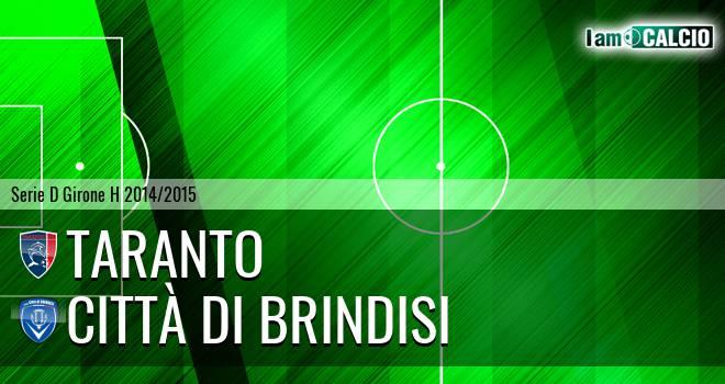 Taranto - Città di Brindisi