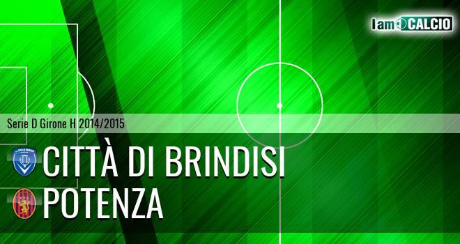 Città di Brindisi - Potenza