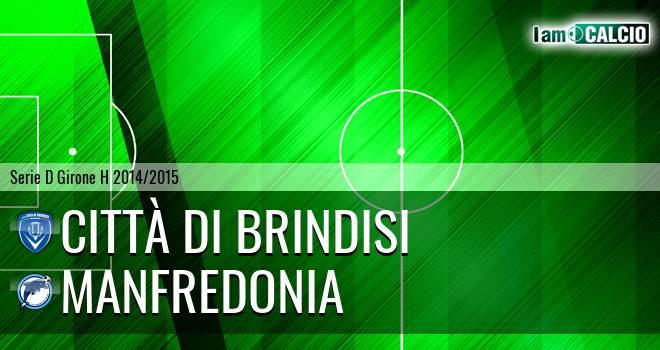 Città di Brindisi - Manfredonia Calcio 1932