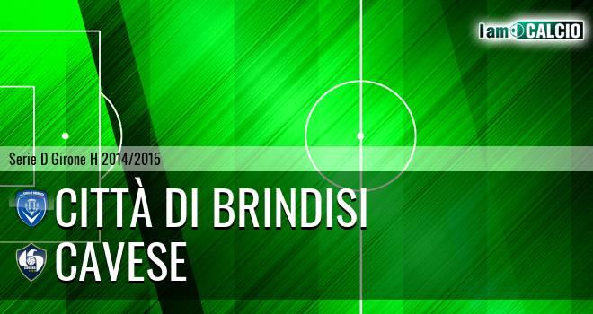 Città di Brindisi - Cavese