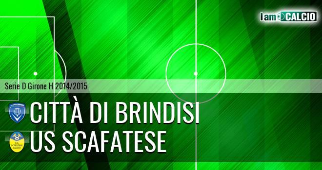 Città di Brindisi - US Scafatese