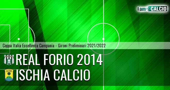 Real Forio 2014 - Ischia Calcio