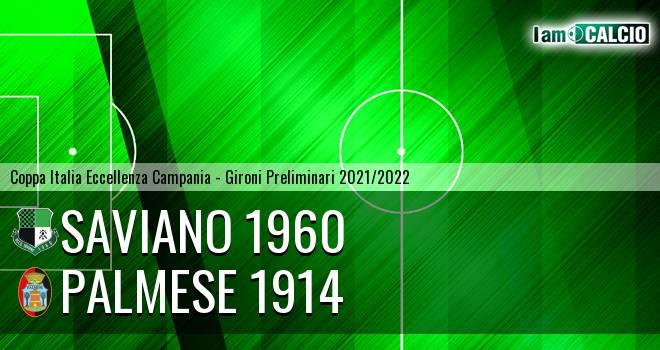 Saviano 1960 - Palmese 1914