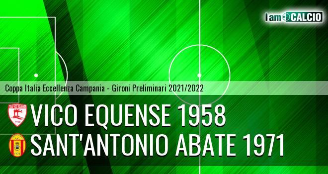Vico Equense 1958 - Sant'Antonio Abate 1971