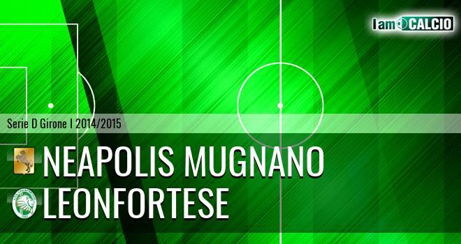 Neapolis Mugnano - Leonfortese