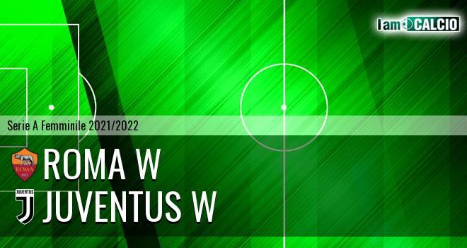 Roma W - Juventus W