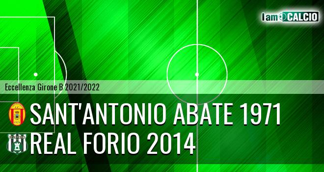 Sant'Antonio Abate 1971 - Real Forio 2014