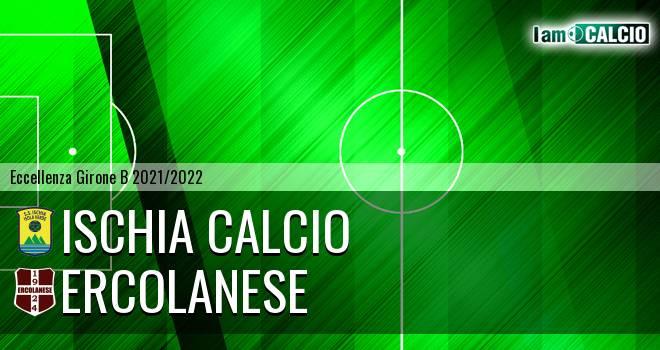 Ischia Calcio - Ercolanese