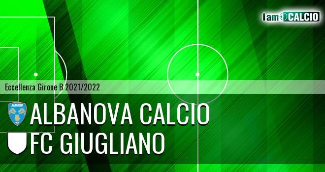 Albanova Calcio - Savoia