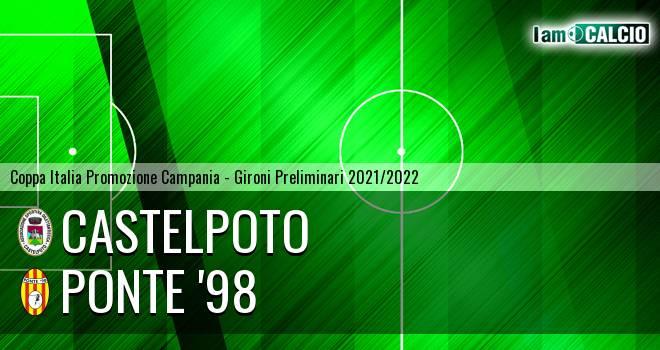 Castelpoto - Ponte '98