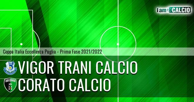 Vigor Trani Calcio - Corato Calcio
