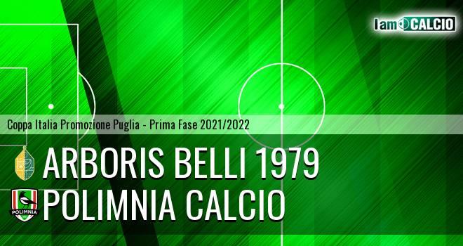 Arboris Belli 1979 - Polimnia Calcio