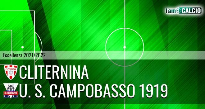 Cliternina - U. S. Campobasso 1919