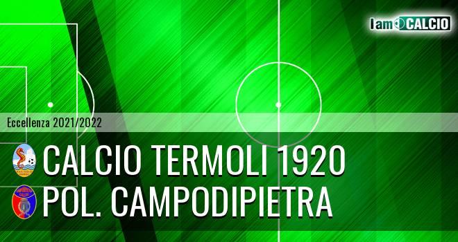 Calcio Termoli 1920 - Pol. Campodipietra
