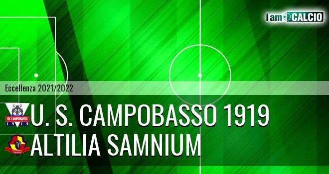 U. S. Campobasso 1919 - Altilia Samnium