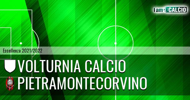 Volturnia Calcio - Pietramontecorvino