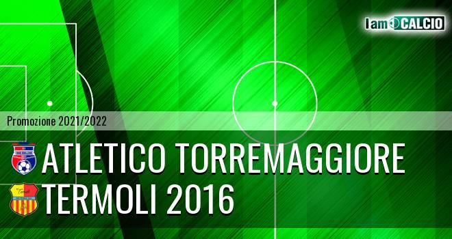 Atletico Torremaggiore - Termoli 2016