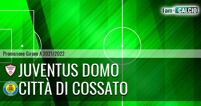 Juventus Domo - Città di Cossato
