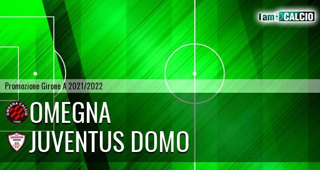 Omegna - Juventus Domo
