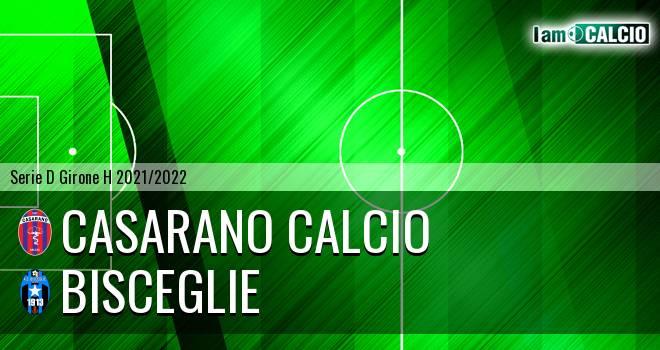 Casarano Calcio - Bisceglie