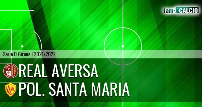 Real Aversa - Pol. Santa Maria