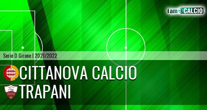 Cittanova Calcio - Trapani