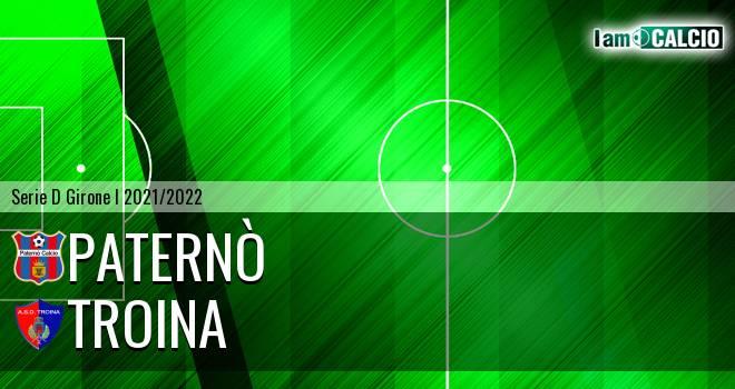 Paternò - Troina