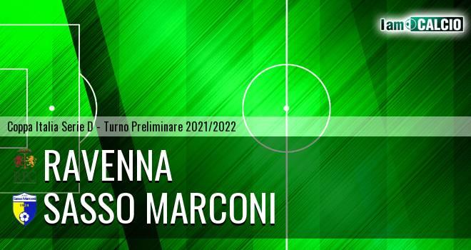 Ravenna - Sasso Marconi