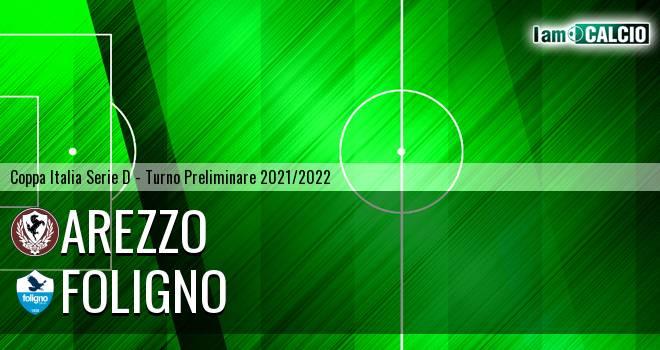 Arezzo - Foligno
