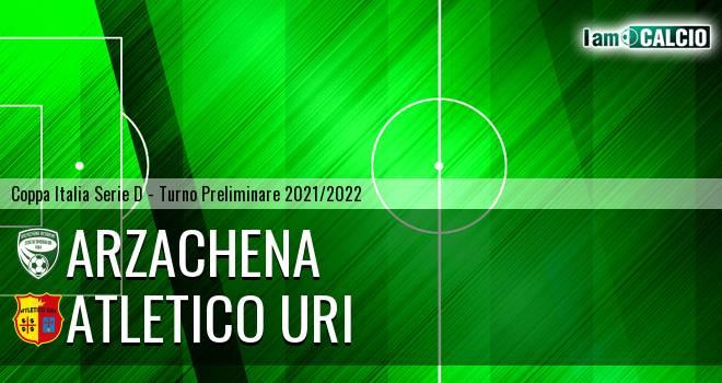 Arzachena - Atletico Uri