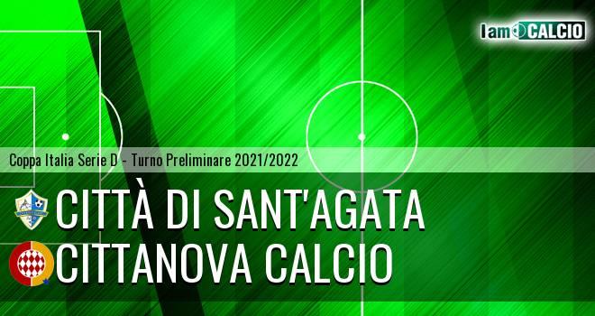 Città di Sant'Agata - Cittanova Calcio