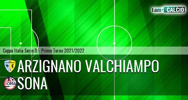 Arzignano Valchiampo - Sona