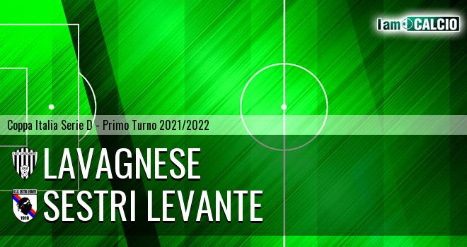 Lavagnese - Sestri Levante