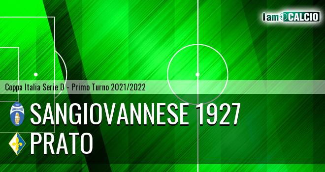 Sangiovannese 1927 - Prato