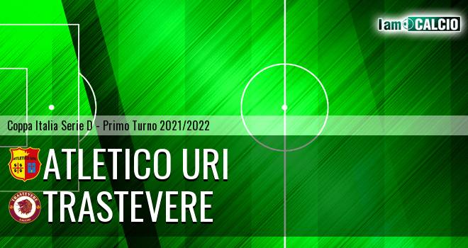 Atletico Uri - Trastevere