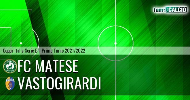 FC Matese - Vastogirardi