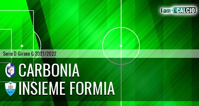 Carbonia - Insieme Formia