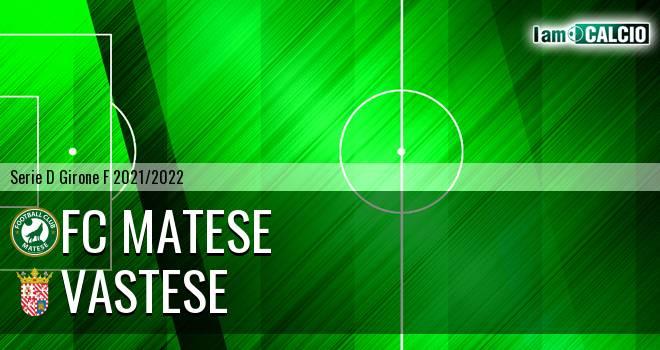 FC Matese - Vastese