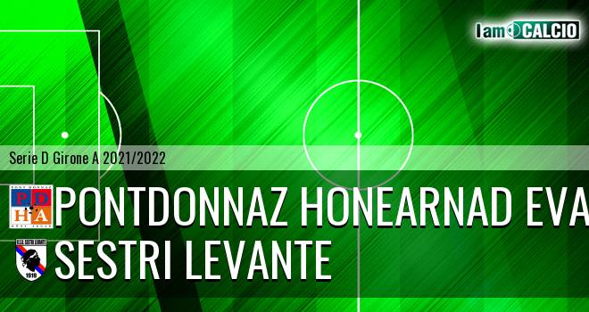 PontDonnaz HoneArnad Evancon - Sestri Levante