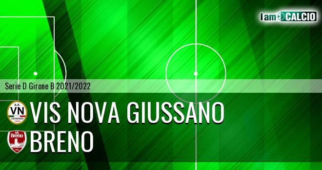 Vis Nova Giussano - Breno