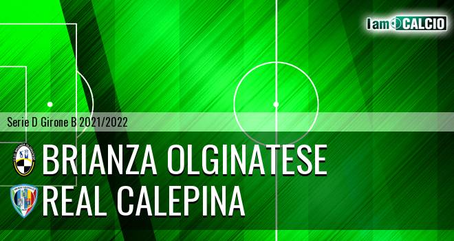 Brianza Olginatese - Real Calepina