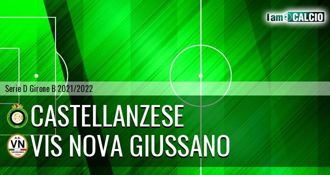 Castellanzese - Vis Nova Giussano