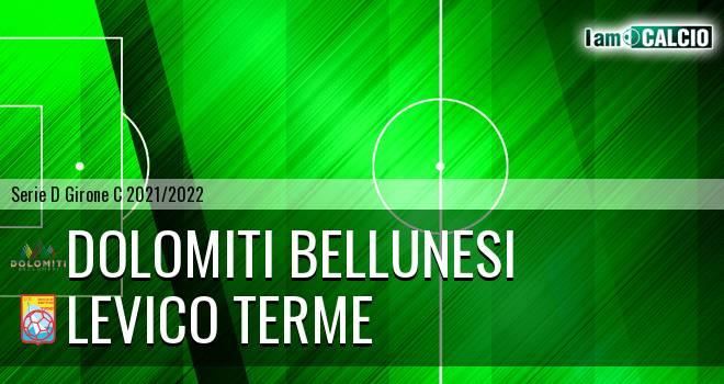 Dolomiti Bellunesi - Levico Terme