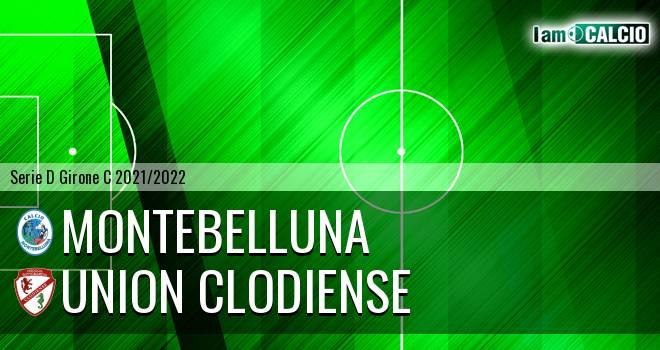 Montebelluna - Union Clodiense