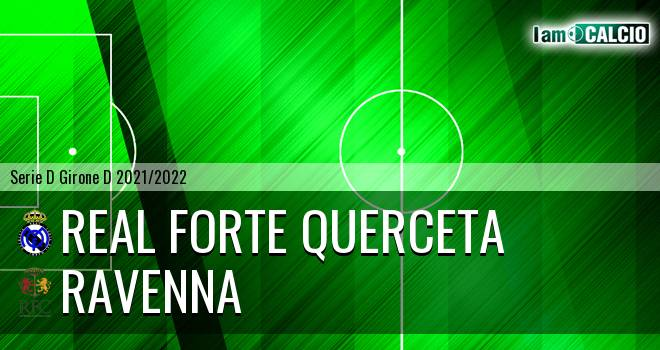 Real Forte Querceta - Ravenna